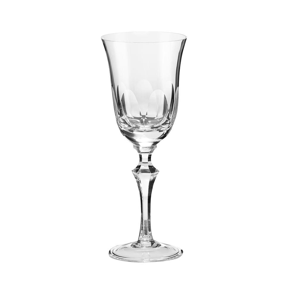 Jogo de 6 Taças em Cristal Strauss Vinho Tinto 350ml - 237.602.055