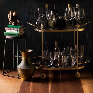 Conjunto 6 Taças Oxford Vinho Bordeaux 720ml Profissional