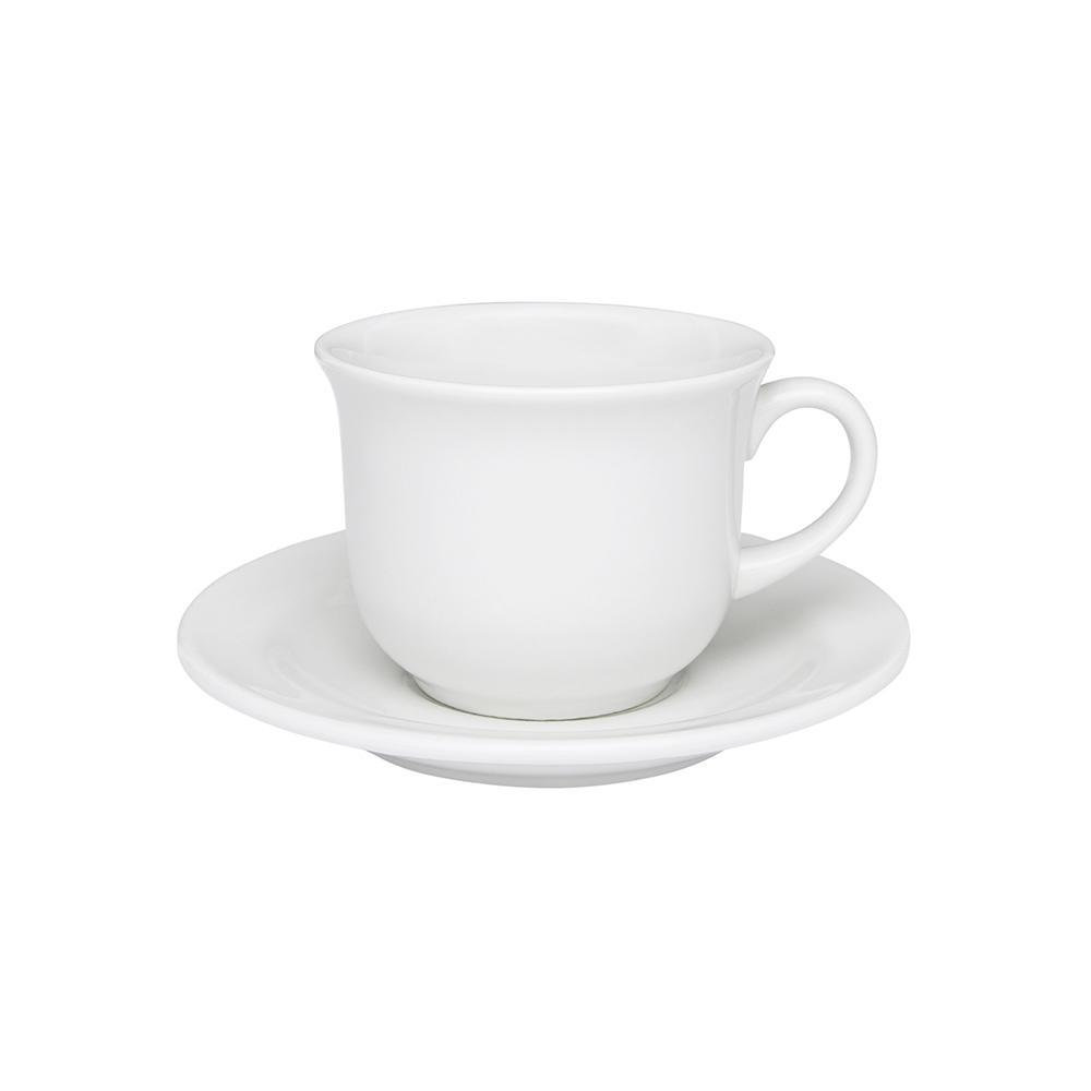 Aparelho de Jantar E Chá 20 Peças Floreal White