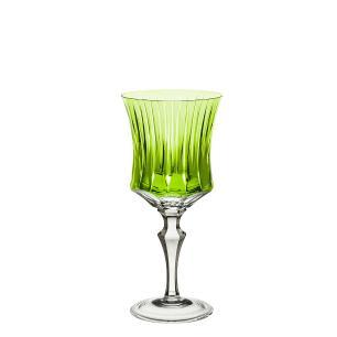 Taça de Cristal Strauss Vinho Branco 330ml - Verde Claro - 119.103.150.011