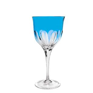 Taça de Cristal Strauss Água 520ml - Azul Claro - 225.101.045.016