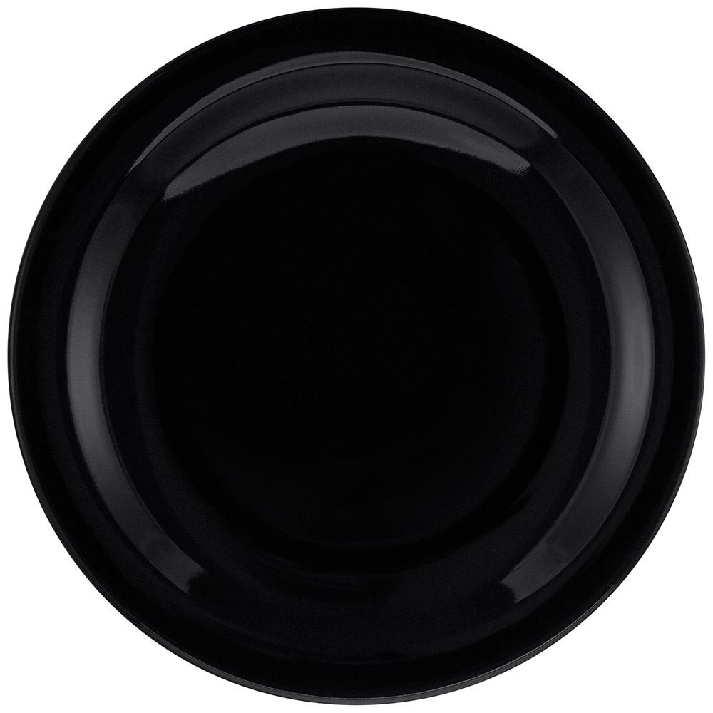 Conjunto de 6 Pratos Rasos 26cm Floreal Black