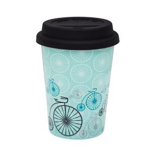 Conjunto de 3 Copos Trip 300ml Coffee Lovers/Chocomix/Bike