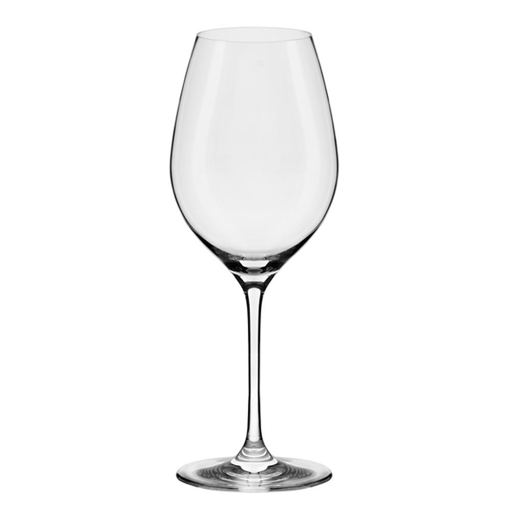 Conjunto de 6 Taças De Cristal Bordeaux 660ml Forever Classic