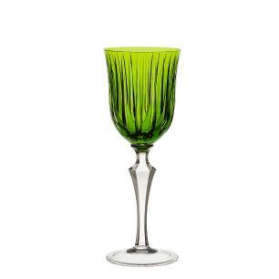 Taça de Cristal Strauss Água 460ml - Verde Claro - 237.101.150.011