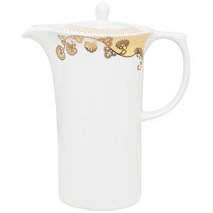 Conjunto de Café 3 Peças Oxford Coup Golden