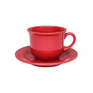 Aparelho de Jantar E Chá 20 Peças Floreal Red