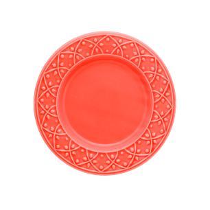 Aparelho de Jantar E Chá 20 Peças Mendi Coral