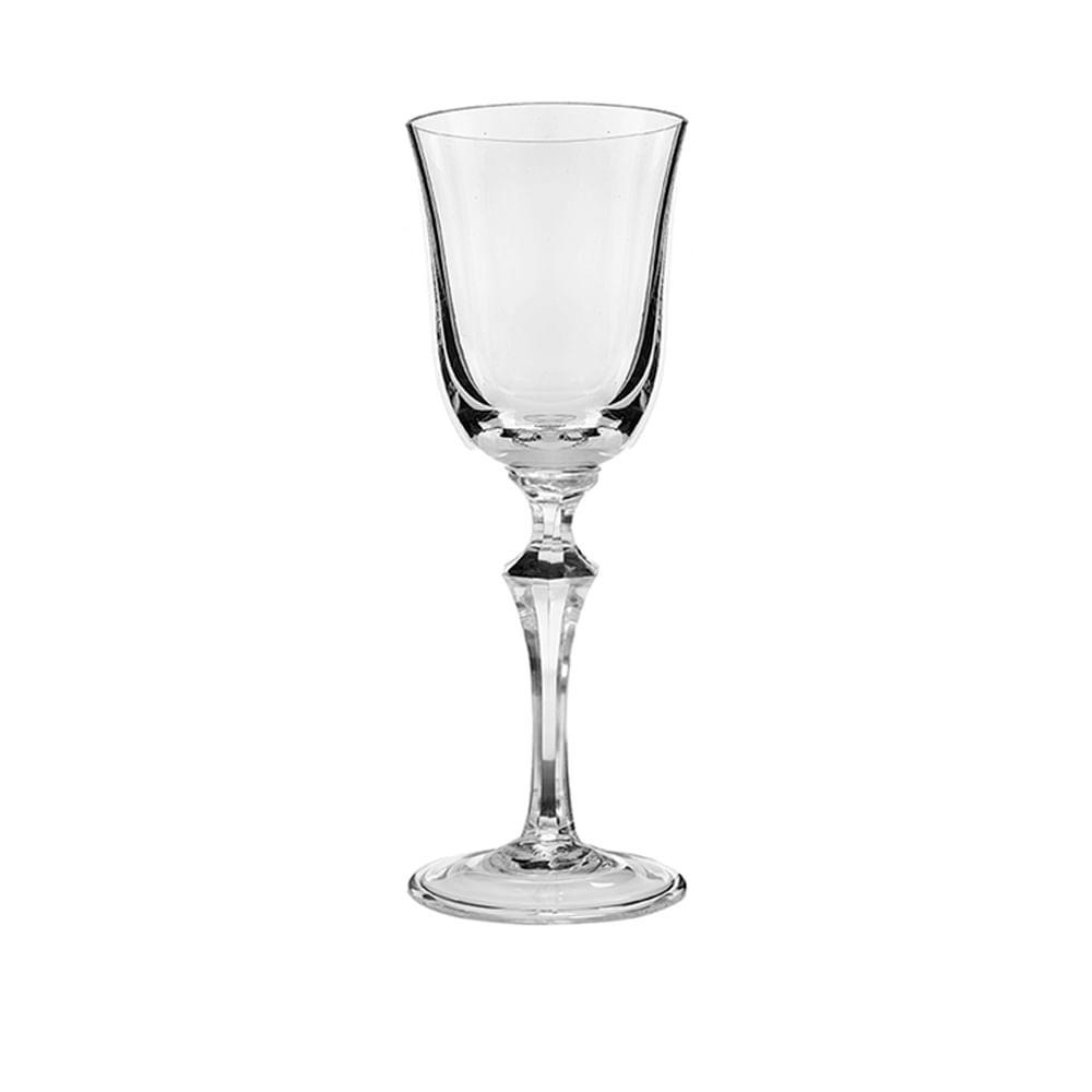 Jogo de 6 Taças em Cristal Strauss Vinho Branco 310ml - 237.603