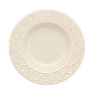 Aparelho de Jantar E Chá 30 Peças Mendi Marfim