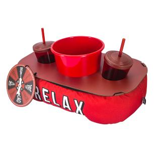Almofada de Pipoca Com Roleta - Relax