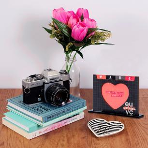 Porta-retrato Dicionário - Amor