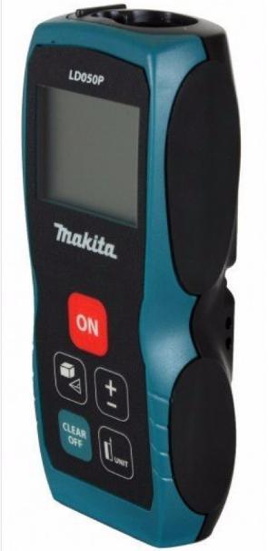 Trena Medidor de Distancia Laser 50mts Makita Ld050p
