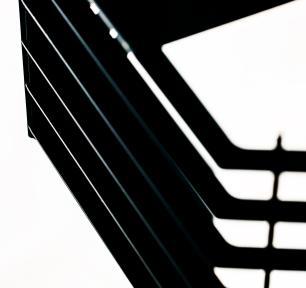 Luminária Steampunk Hexa Plate industrial Horizontal Soq: E27 | Cor: Preto | Tam: 30cm | Mod: Steampunk