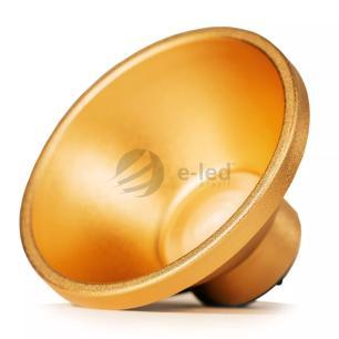 Lampada Ar111 Dourada Super-led 12w