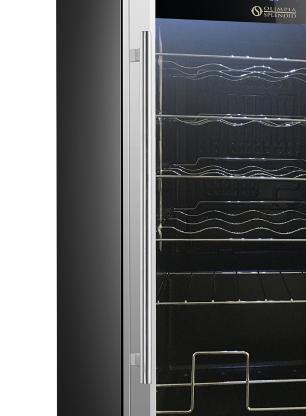 Adega de Vinho Climatizada Olimpia Splendid 24 Garrafas Compressor