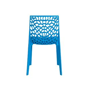 Kit 2 Cadeira Gruvyer Azul