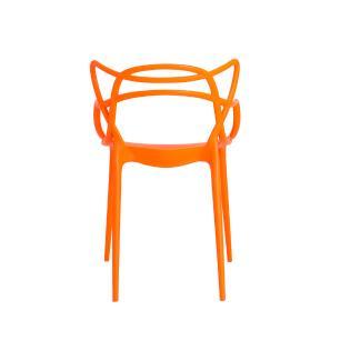 Kit 3 Cadeiras Allegra Laranja