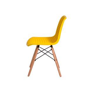 Cadeira Colméia Amarela