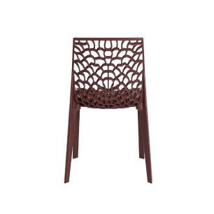 Cadeira Gruvyer Marrom Sala Cozinha Jantar