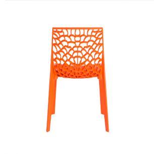 Kit 3 Cadeiras Gruvyer Laranja