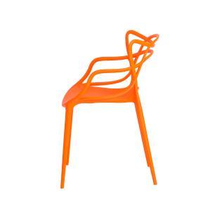 Kit 2 Cadeiras Allegra Laranja