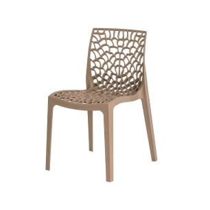 Kit 4 Cadeiras Gruvyer Fendi