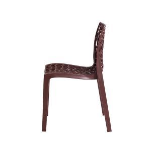 Kit 4 Cadeira Gruvyer Marrom