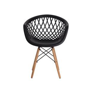 Kit 2 Cadeira Web Preta