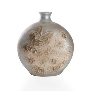 Vaso Decorativo em Cerâmica M