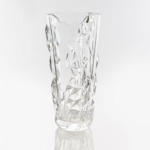 Vaso Scupture em Cristal Nachtmann