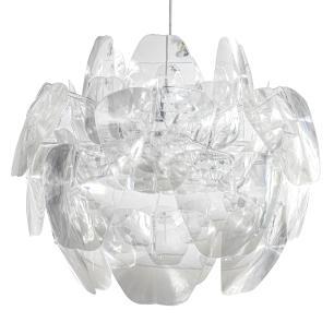 Luminária pendente Cristal