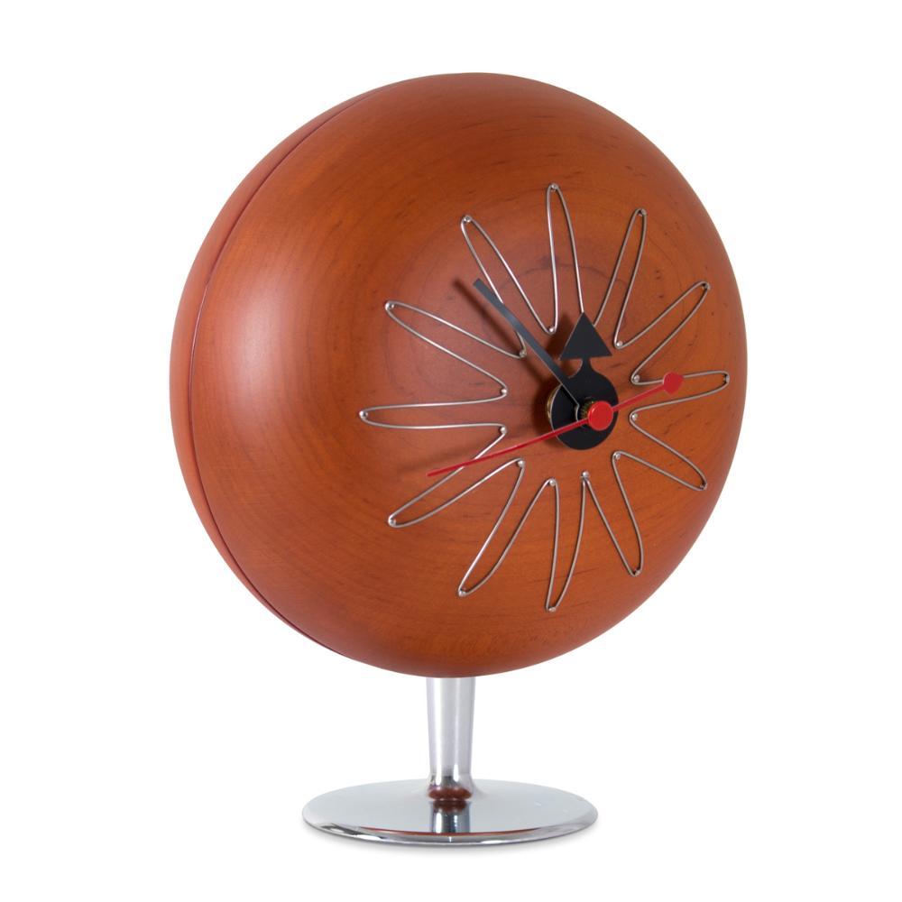 Relógio de mesa Pill - George Nelson - Design
