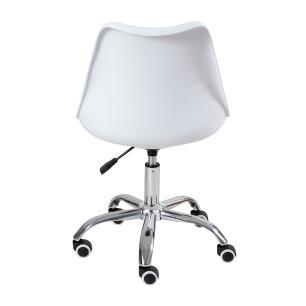 Cadeira de rodízios Tulipa Office