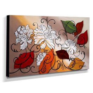 Quadro de Pintura Decorativo 70x120cm-1643