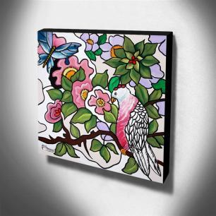 Quadro de Pintura Decorativo 60x60cm-1696
