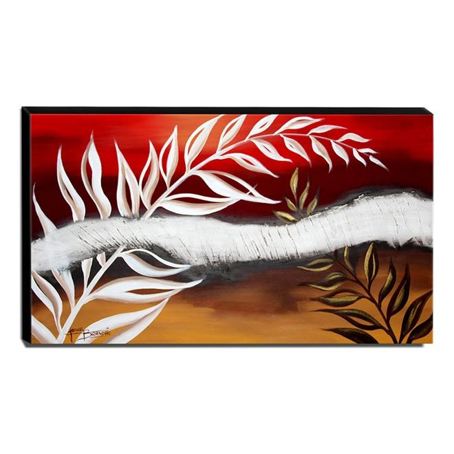 Quadro de Pintura Decorativo 70x120cm-1637