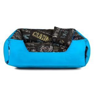Cama de Cachorro Impermeável Lola Senhor Bicho - G - Lousa Azul