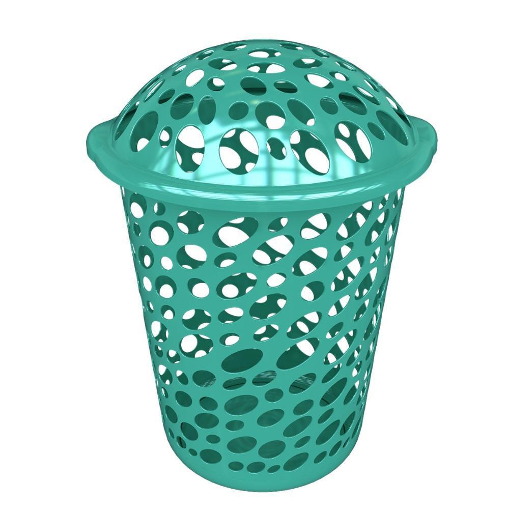 Cesto Organizador Laundry 45L Verde