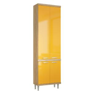 Paneleiro Multimóveis Sicília prof.32cm 5121 Argila/Amarelo