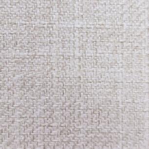 Conjunto de 02 Cadeiras de Jantar Fixa Bari Bege Claro 4612 Base Madeira cor Imbuia