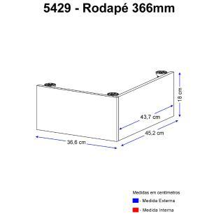 Rodapé Multimóveis Calábria 5429 Nogueira