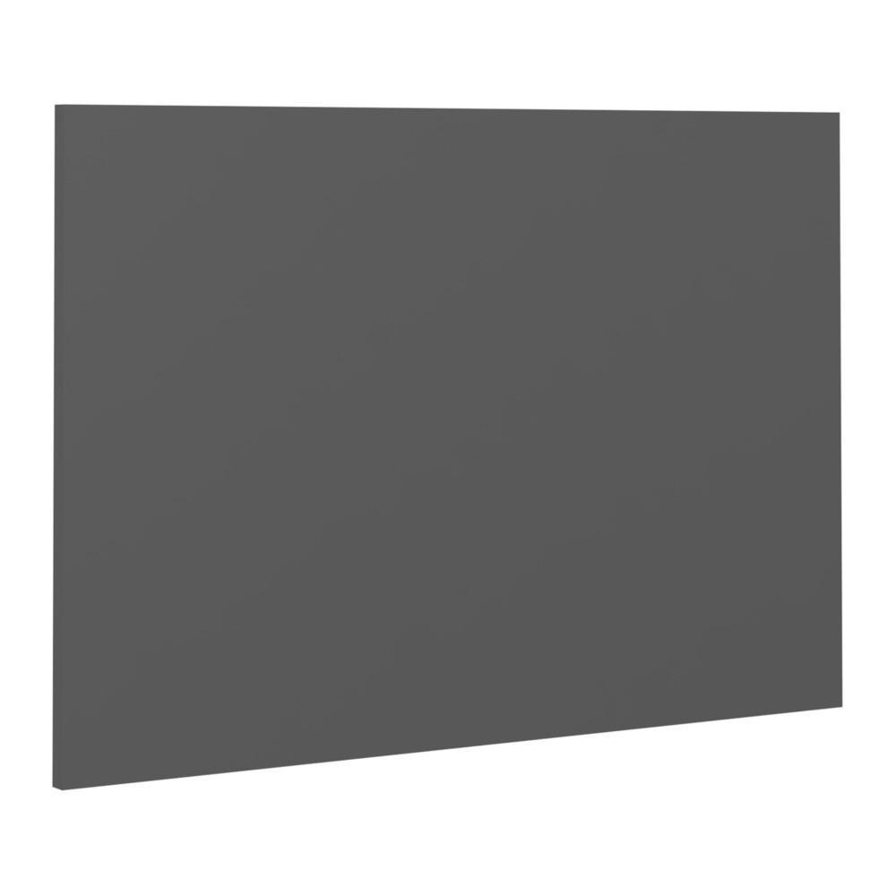 Painel para forno e micro de Embutir  Multimóveis Nevada Grafite