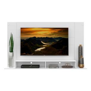 Painel TV até 60 polegadas Quebec Multimóveis Branco