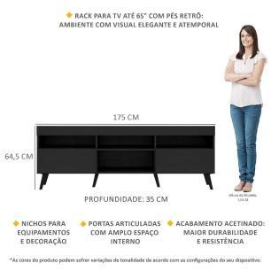 Rack TV 65
