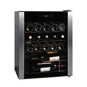 Adega de Vinho 24 Garrafas Compressor HS-86we 220V Easy Cooler Preta