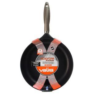 Frigideira em Alumínio Fundido de 28cm Tecnoform Platinum Valira