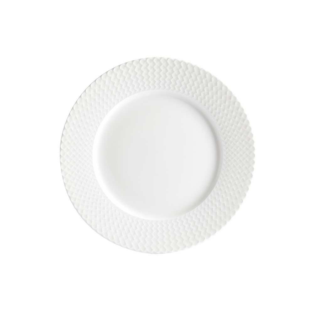 Prato de Sobremesa em Porcelana 21cm Cannes Spicy