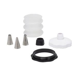 Conjunto de Bicos para Confeitar em Aço Inox OXO