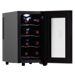 Adega de Vinho 8 Garrafas Termoelétrica 220V Jc-23c1 Easy Cooler Preta